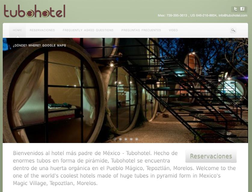 Tubohotel Mexico