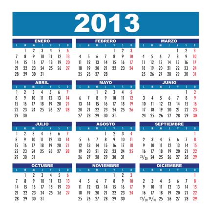 Diseña tu calendario comercial