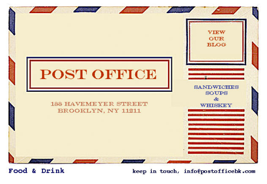 Post Office Brooklyn