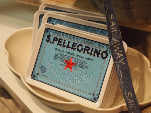 Bandejitas de S. Pellegrino