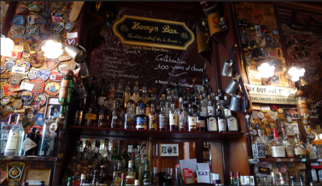 Harry's New York Bar in Paris