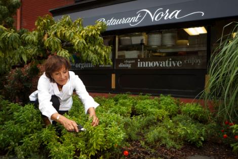 Restaurant Nora, Nora Pouillon, Washington
