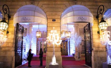 Hemingway Bar en el Hotel Ritz, París