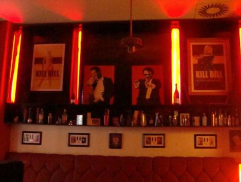 Tarantino´s Bar, Berlín