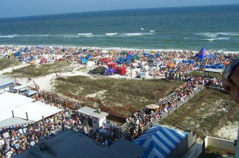 Top Bares de Playa Flora-Bama Lounge, Pensacola, Florida, United States