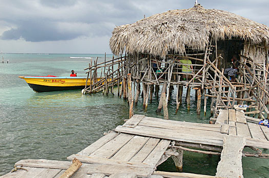 Top Bares de Playa Pelican Bar, Negril, Jamaica