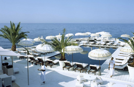 Top Bares de Playa Purobeach, Tivat, Montenegro