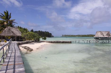 Top Bares de Playa Tabon Te Keekee, North Tarawa, Kiribati