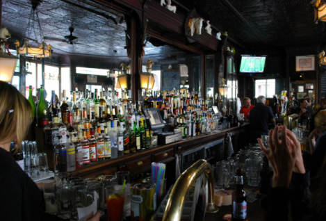 White Horse Tavern, Nueva York