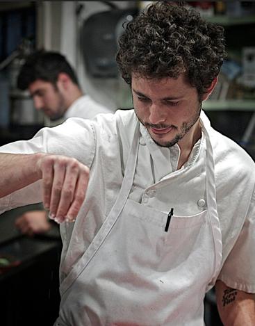 Chef Ari Taymor, Restaurante Alma, Los Ángeles, USA