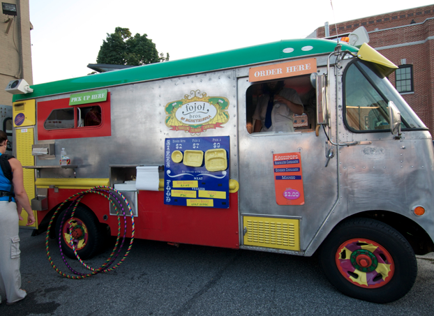 Food Truck FOJOL, USA