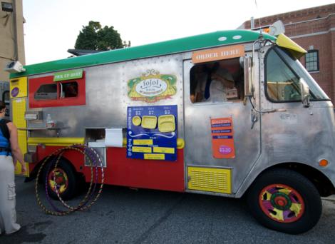 Food Truck FOJOL, USA
