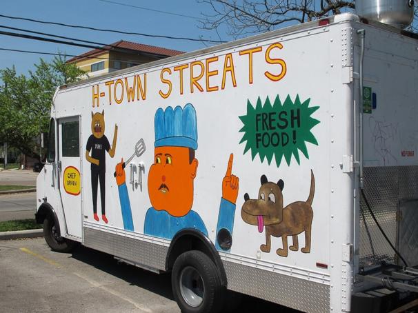 Food Truck H-Town strEATS, USA