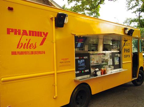 Food Truck Phamily Bites, USA