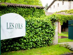 Fina Puigdevall, Restaurante Les Cols