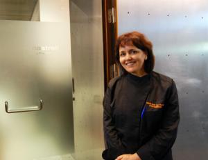 María José San Román, Restaurante Monastrell