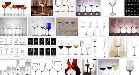 Copas para vino