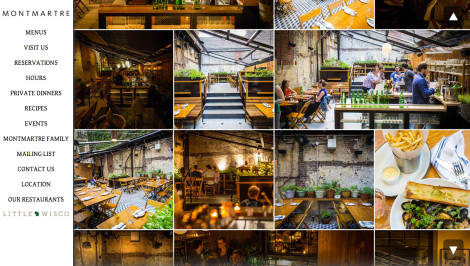 Perla, Montmartre, Chez Sardina, Fedora, Jeffrey´s y Joseph Leonard by Gabriel Stulman