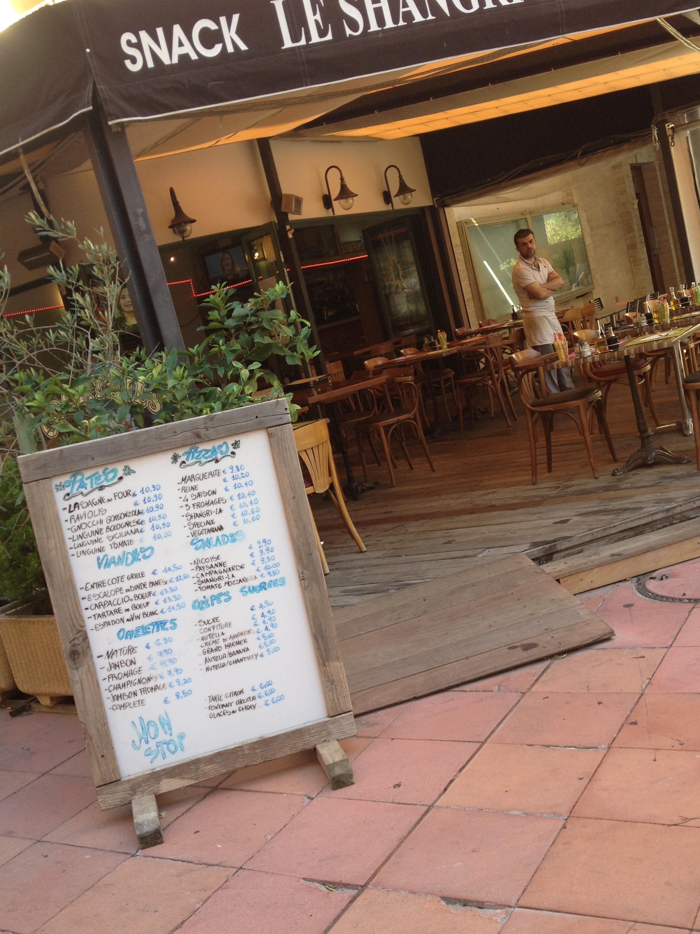 Restaurantes de Montecarlo