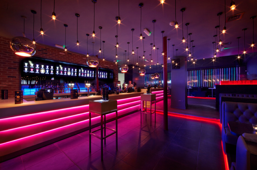 Especial restaurant bar design awards barras incre bles - Barra de bar para salon ...