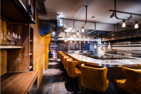 &Kitchen Table, Bubbledogs (London)