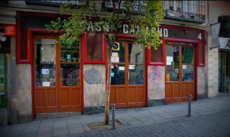 Vermut en Casa Camacho de Madrid, foto de booksandcompanies.blogspot.com.es
