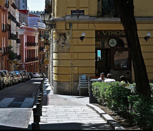 Vermut en La Taberna de Corps, foto de N.R.FIAÑO en Flickr