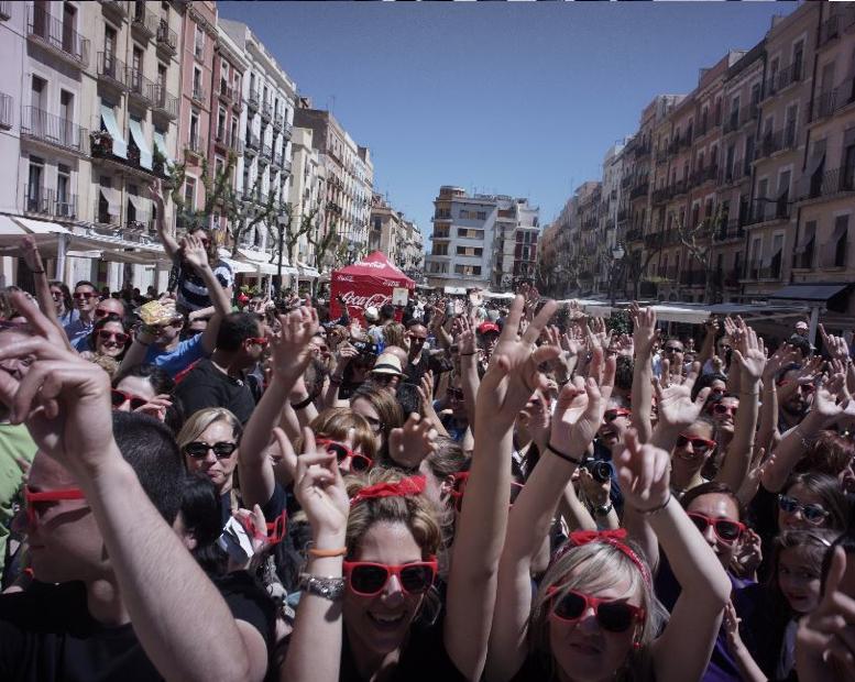 Vermut Feel Vermut, en Tarragona. Mayo 2013