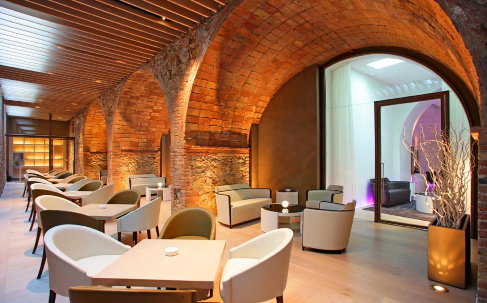 Barcelona abac restaurant hotel eva ballarin blog - Restaurant abac barcelona ...