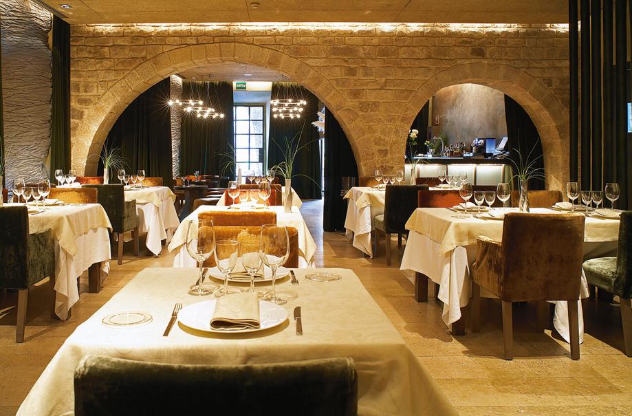 Hotel Neri (clica en la imagen para acceder a la web del Restaurant del Neri)