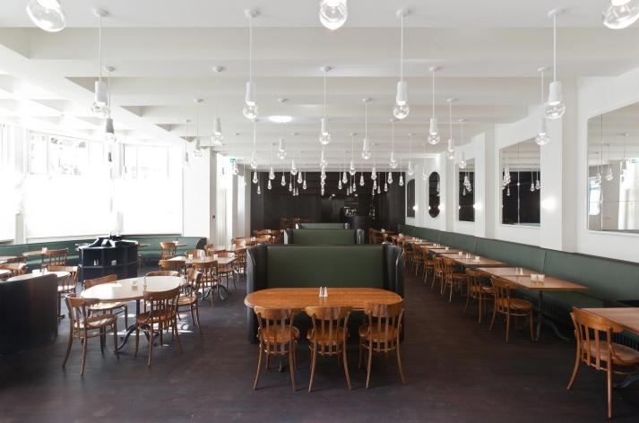 7 ideas de interiorismo para restaurantes y bares eva for Interiorismo restaurantes