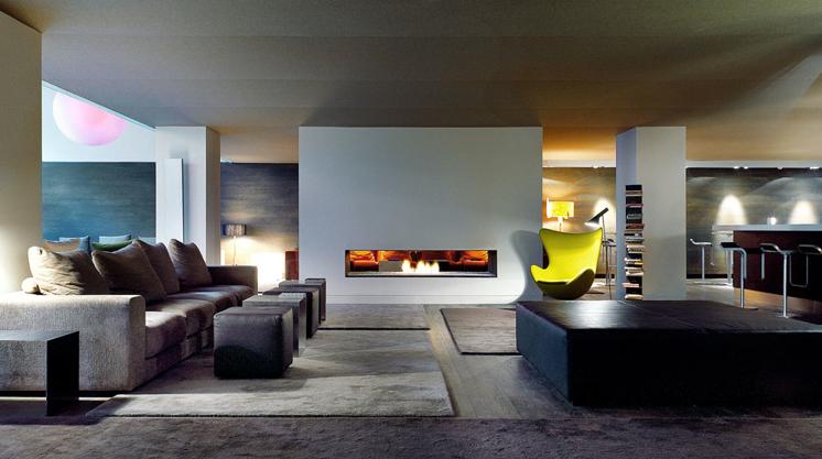 Interiorismo de Sandra Tarruella, Barcelona. Hotel Omm