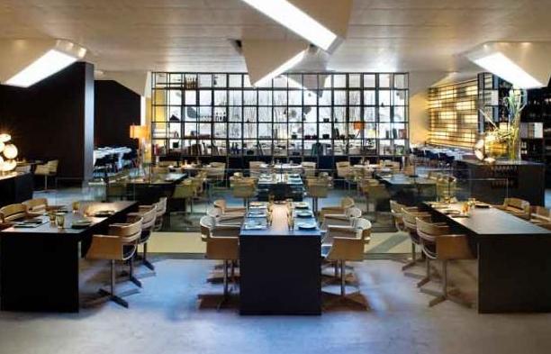 Interiorismo Sandra Tarruell, Roca Moo y Roca Bar, Barcelona 2013