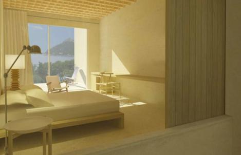 Interiorismo Sandra Tarruella, Concepto. Hotel en Formentor, Mallorca 2008