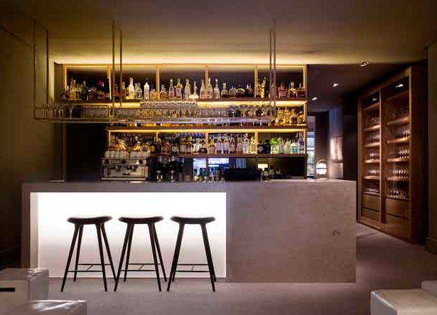 Interiorismo sandra tarruella restaurante windsor for Interiorismo restaurantes