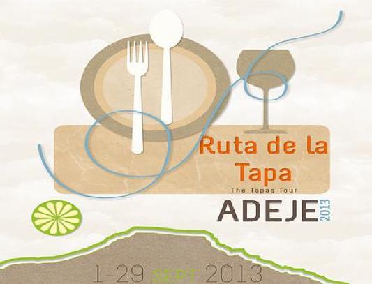 Ruta de la Tapa de Adeje 2013,Tenerife, 1 al 29 de septiembre