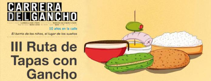 Ruta de Tapas con Gancho, Zaragoza, del 6 al 20 de septiembre
