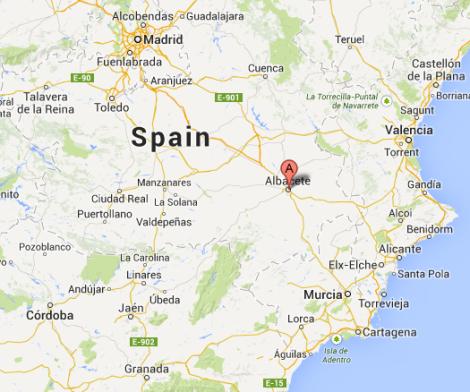 Rutas de éxito, Albacete