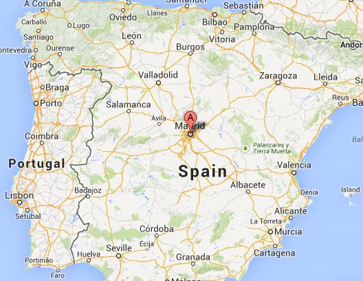 Rutas de éxito, Madrid