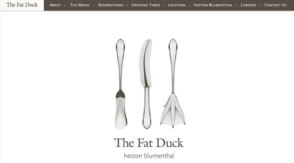 SSGASTRONOMIKA 2013, protagonismo de la restauración londinense. The Fat Duck