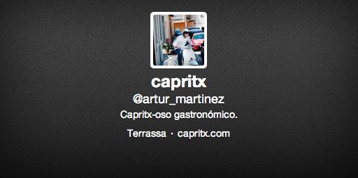 Twitter Capritx