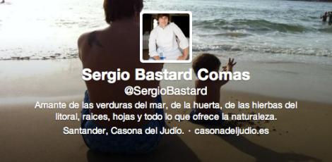 Twitter Sergio Bartard