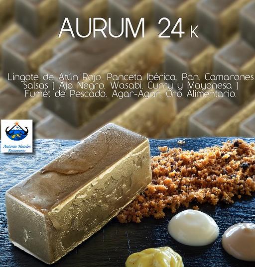 Zahara de los Atunes, Ruta del Atún, ANTONIO HOTELES (Aurum), Premio Jurado Popular