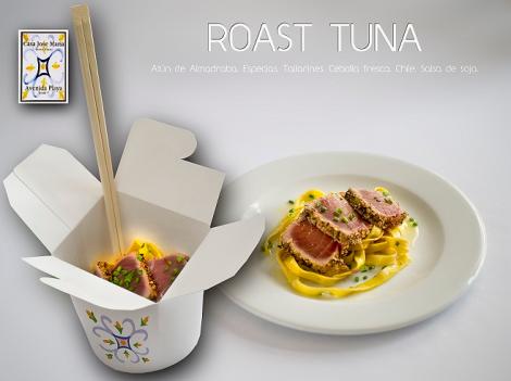 Zahara de los Atunes, Ruta del Atún, RTE. CASA JOSÉ MARÍA (Roast tuna), Tercer Premio Jurado Profesional