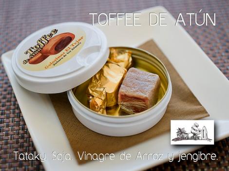 Zahara de los Atunes, Ruta del Atún, RTE. EL TEJAR (Toffee de atún), Cuarto Premio Jurado Profesional