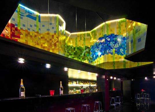 Bares de Barcelona. Pop Bar del Axel Hotel