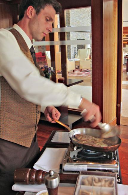 Técnicas de sala con mucha personalidad el comedor de tu restaurante