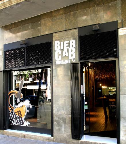 Biercab (Muntaner 55, Barcelona)