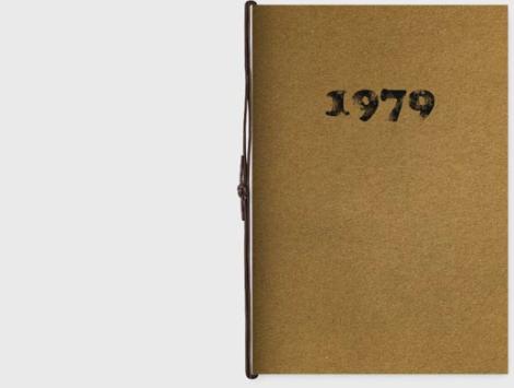 Cartas de Menú para Restaurantes. CLUB 1979