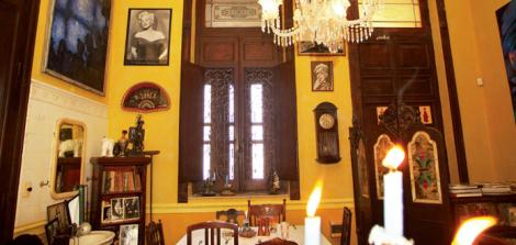 La Guarida, en Mayo 2008 (Cuba La Havana)